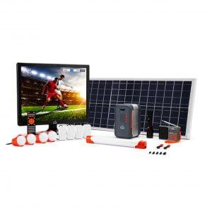 Dlight X850 Solar TV