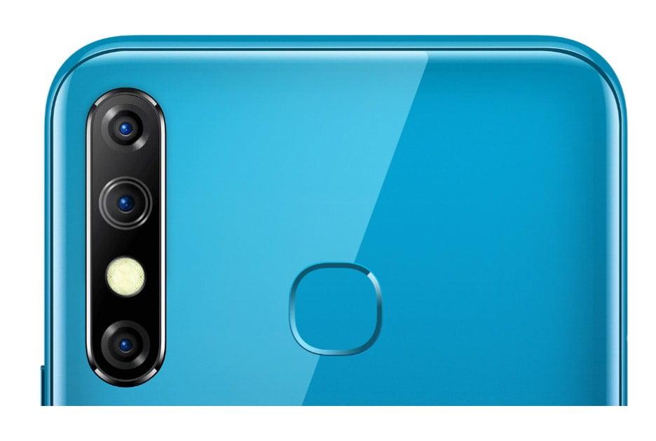 Infinix Hot 8 Camera