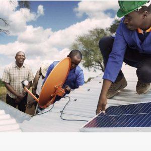 Startimes Solar Installation