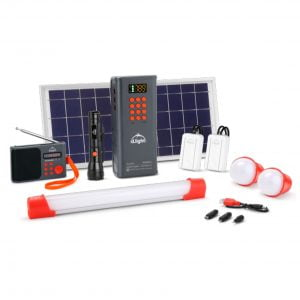Dlight D150 Solar in Kenya