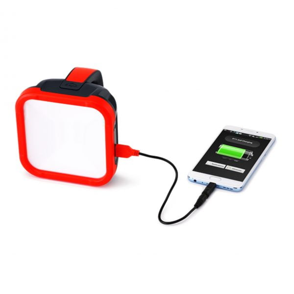 Dlight S500 solar-powered lantern