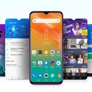 Infinix Hot 8 Features