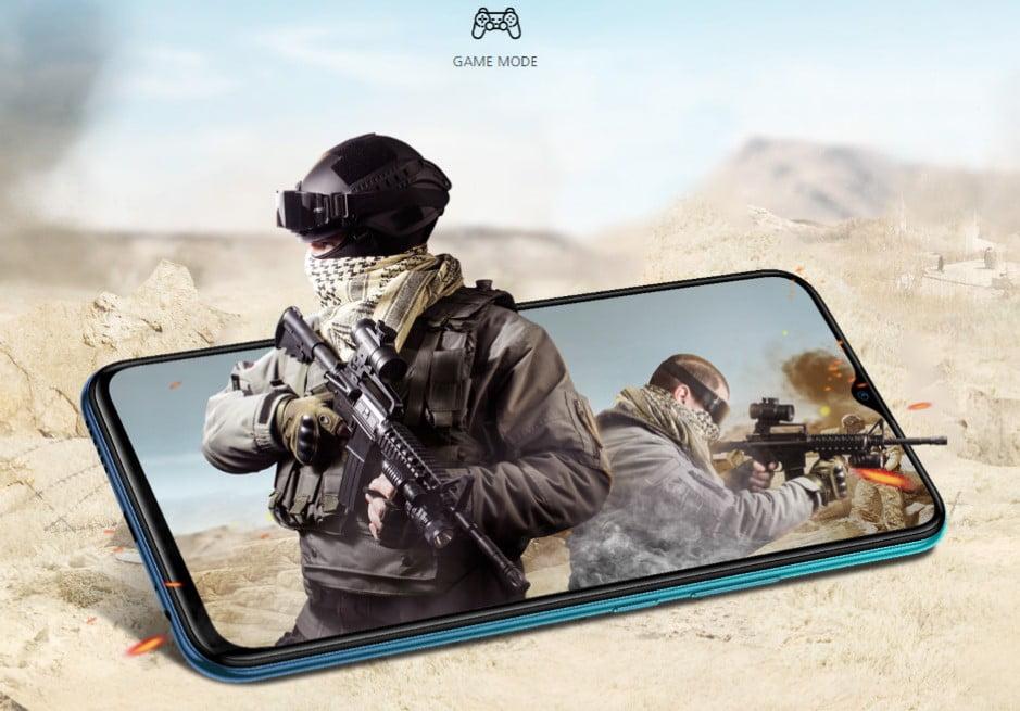 Infinix Hot 8 Gaming Mode