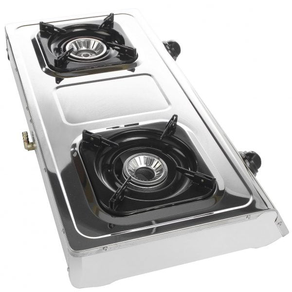 Ramtons 2 Burner Gas Cooker