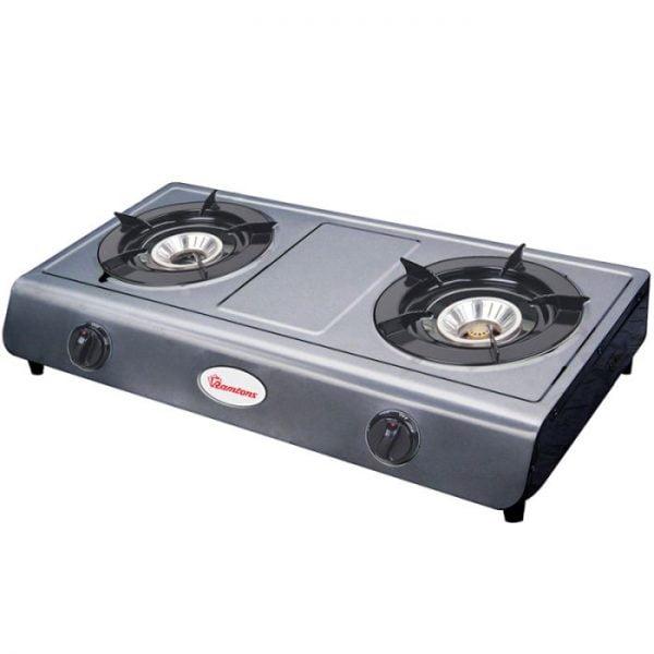 Ramtons Gas Cooker 2 Burner