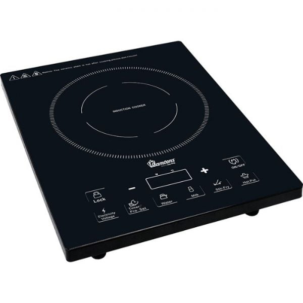 Ramtons Rm 381 Induction Cooker