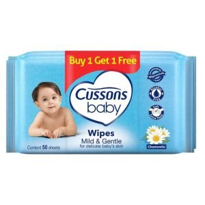 Cussons Baby Mild & Gentle Baby Wipes