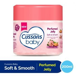 Cussons Baby Perfumed Jelly (Soft & Smooth) - 200ml