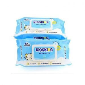 Kiss Kids Baby Wipes
