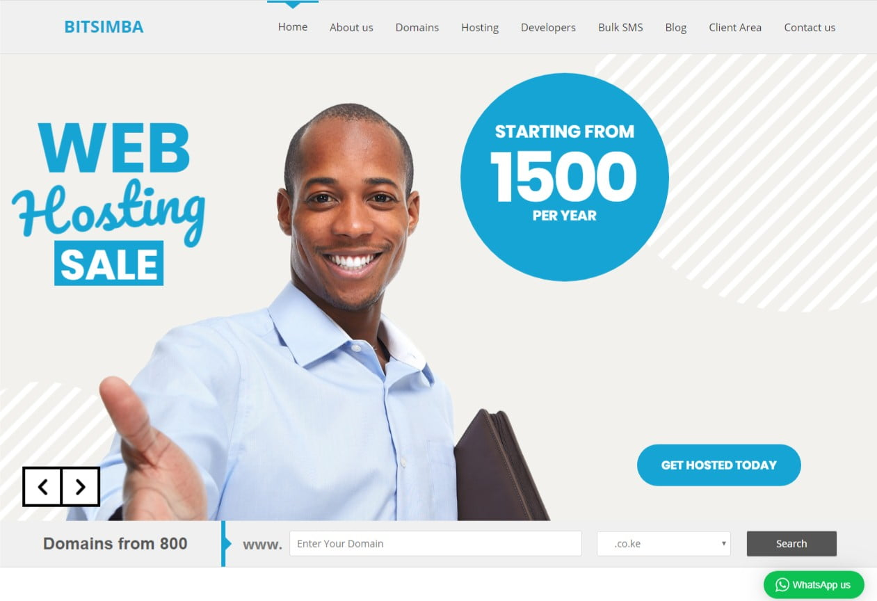 Bitsimba-Web-Hosting