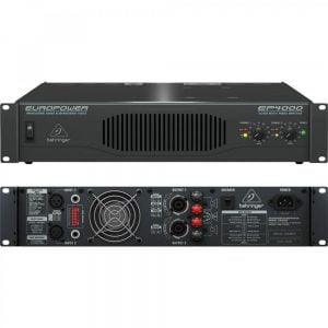 Behringer Europower EP 4000 Power Amplifier
