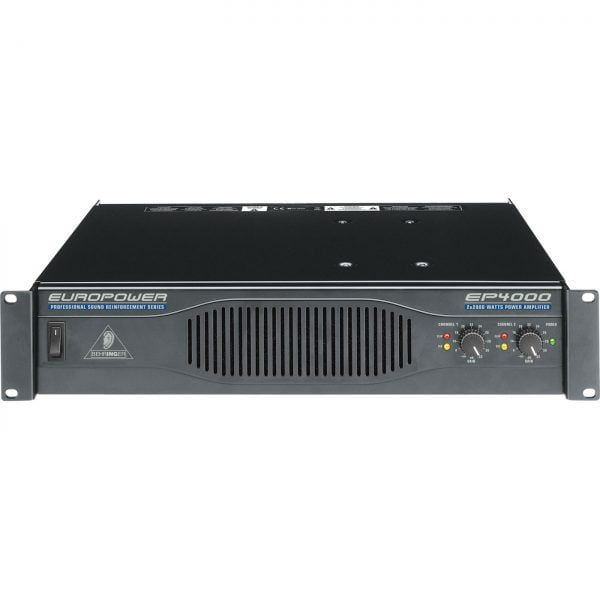Behringer Europower EP 4000 Power Amplifier