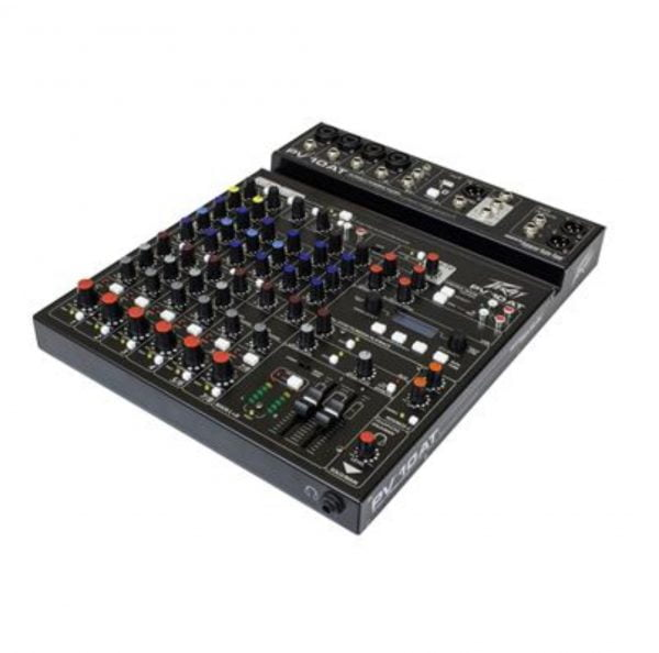 Peavey PV 10AT Compact 10 Channel Mixer
