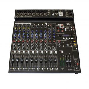 Peavey PV-14AT Compact 14 Channel Mixer
