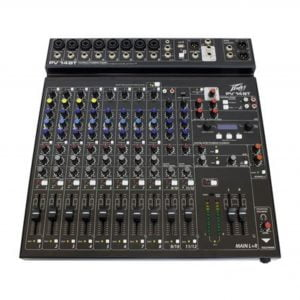 Peavey PV-14BT Compact 14 Channel Mixer