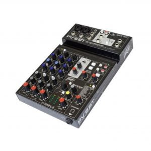 Peavey PV 6BT Compact Mixer 6 Channel