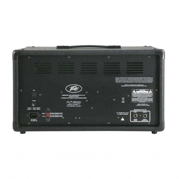 Peavey PVi 8500 All In One Powered Mixer