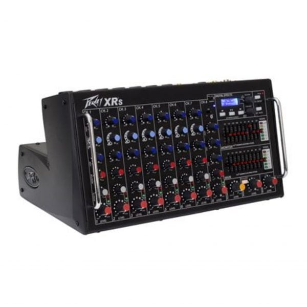 Peavey XR-S 8 Channel Powered Mixer