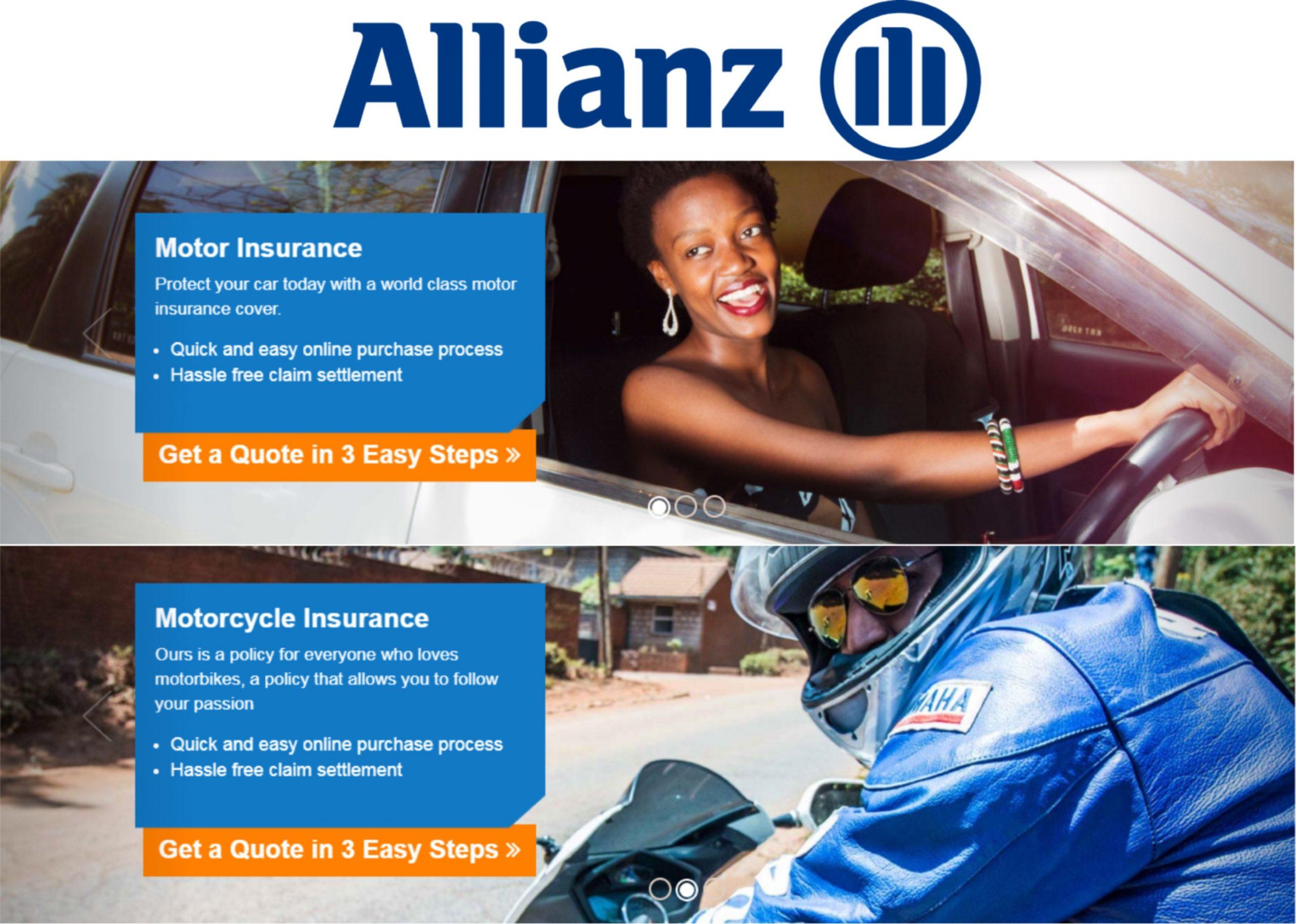 Allianz Car Insurance Kenya