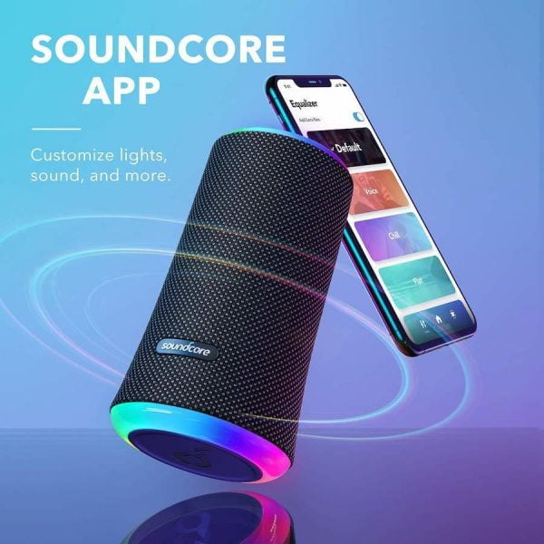 Flare 2 with Soundcore App