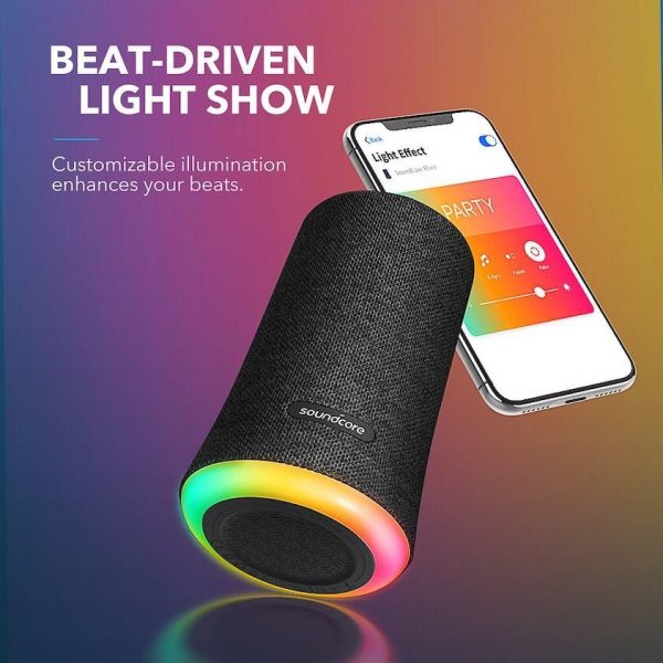 Anker Flare Party Speaker Features