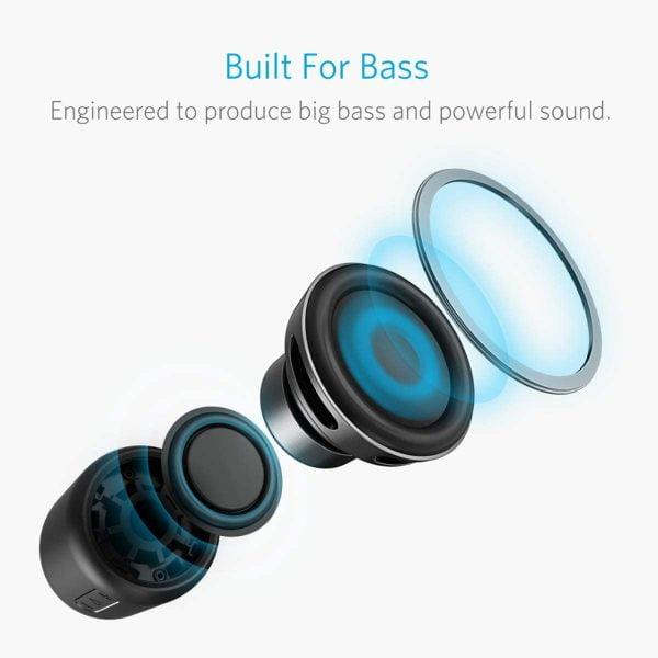 AnkerBluetooth Speaker - Bass