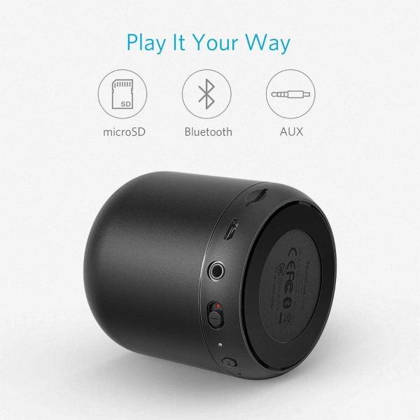 Anker Mini Speaker - Input
