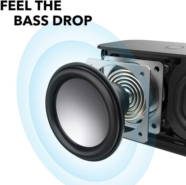 Anker Speaker with Mic - Bass