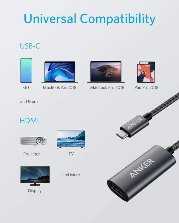 Anker Universal Compatibility