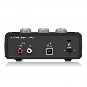 Berhinger USB Audio Interface