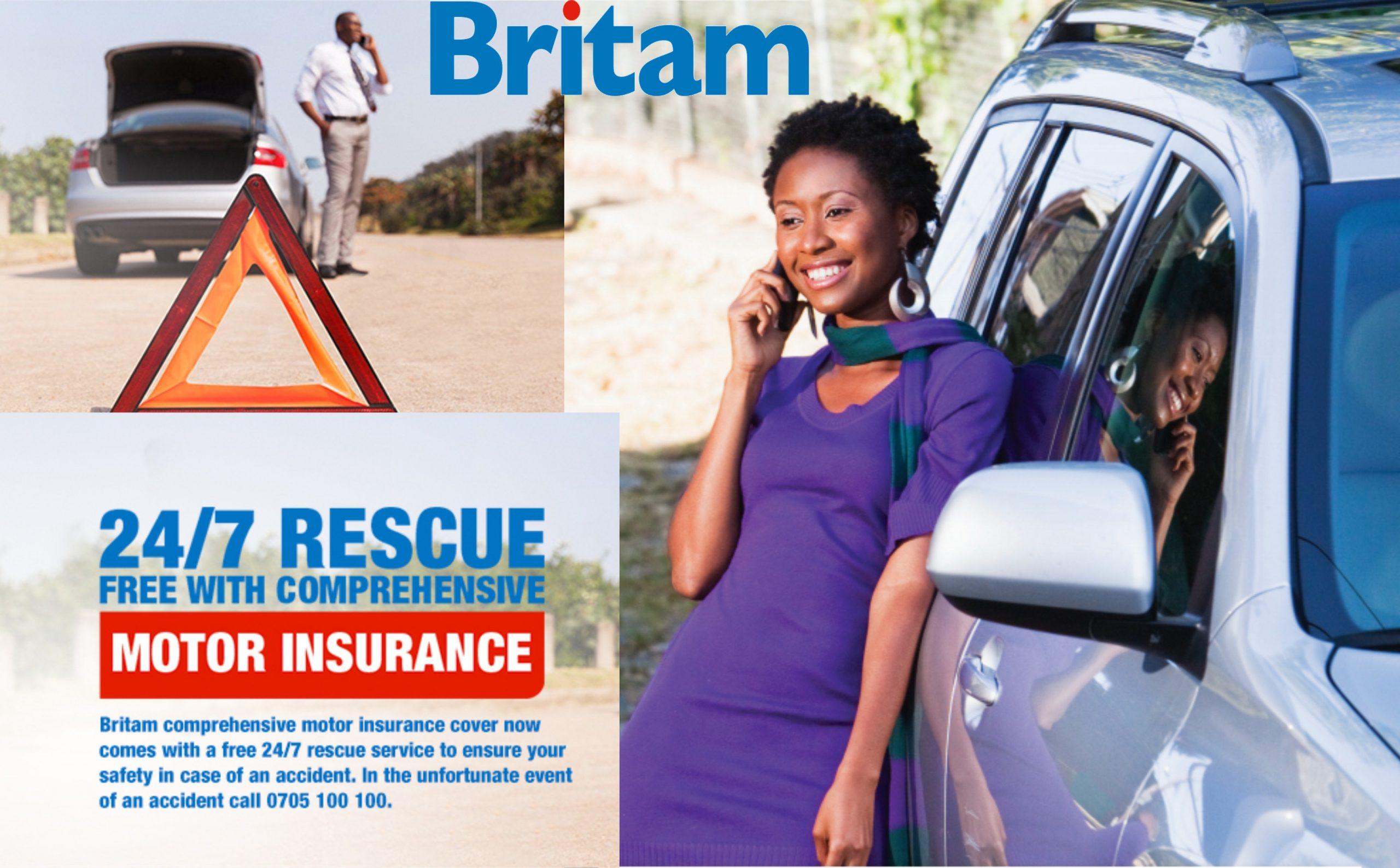 Britam Motor Car Insurance