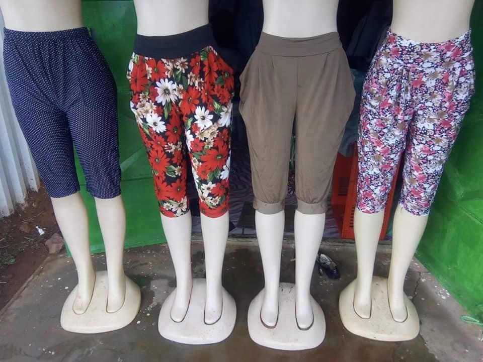 Fashion Granny Pants Premium