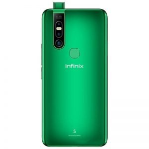 Infinix S5 Pro Green Back