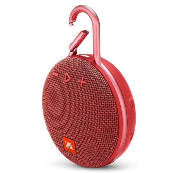 JBL CLIP 3 Speaker - Red