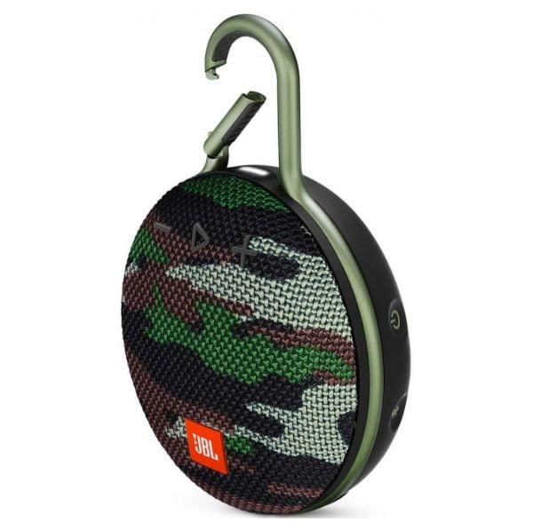 JBL CLIP 3 Bluetooth Speaker - Squad