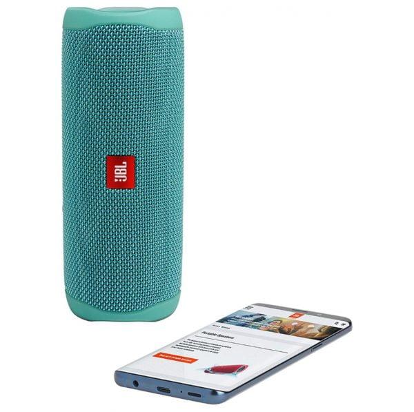 JBL FLIP 5 Bluetooth Speaker - Teal