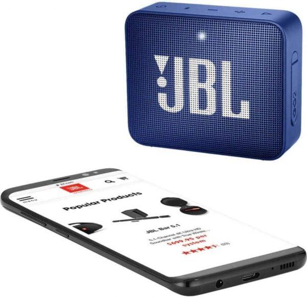 JBL GO2 Bluetooth Speaker