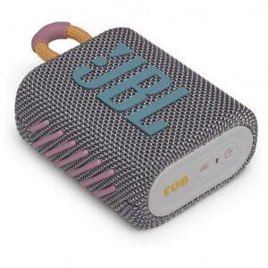 JBL Go 3 Speaker - Grey