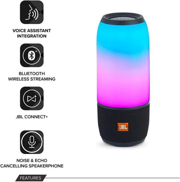 JBL Pulse 4 Features