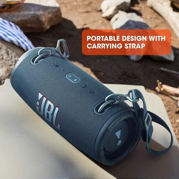 JBL Xtreme 3 Speaker Design
