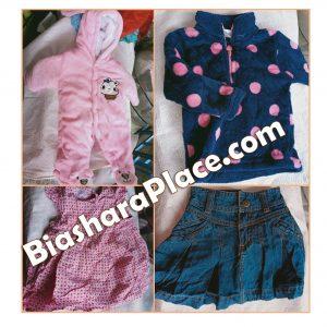 Kids Mixed Clothes Mitumba Bales