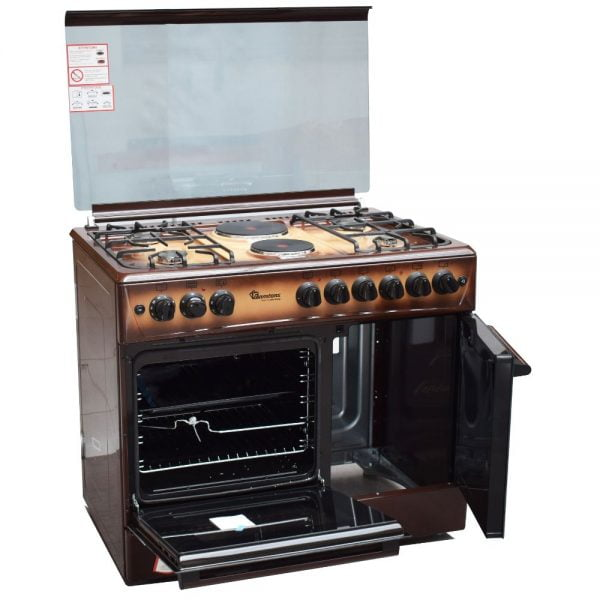 Ramtons RF 490 4Gas + 2 Electric Cooker