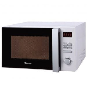 Ramtons RM/551 25 Liters White Microwave + Grill