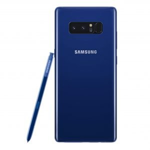 Samsung Galaxy Note 8 Blue