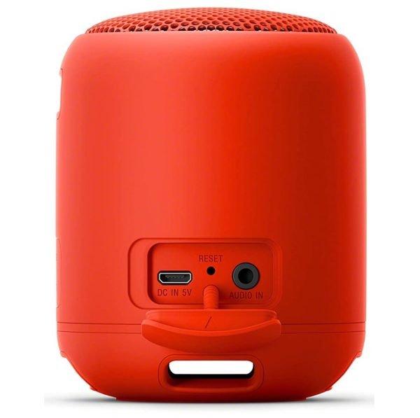 SRS-XB12 Speaker - Red