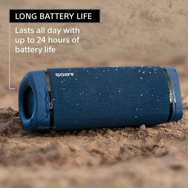 Sony SRS-XB33 Battery Life