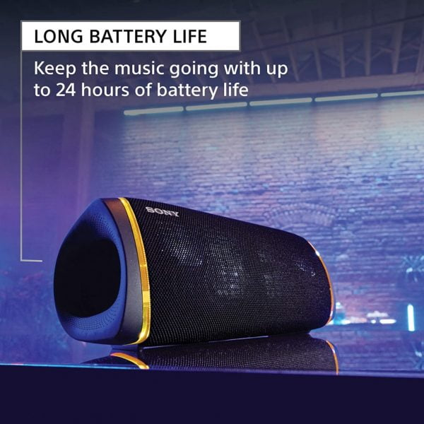 Sony SRS-XB43 - Battery