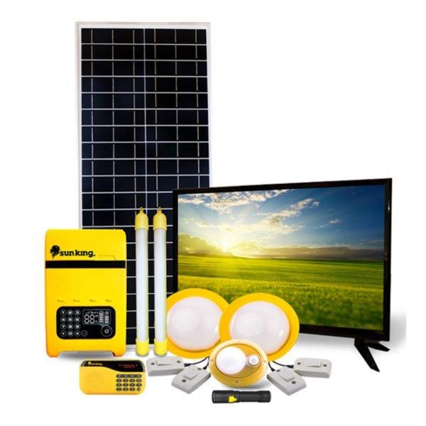 Sunking Solar TV