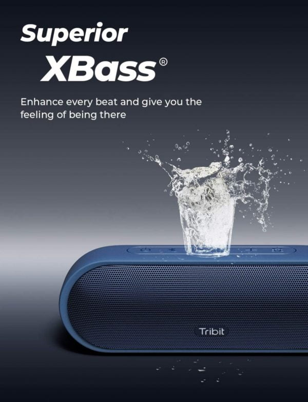 Tribit MaxSound Bass