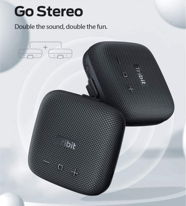 Tribit StormBox Stereo